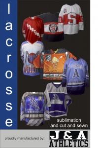 lacrosse jerseys