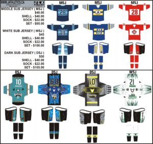 HOCKEY SUBLIMATION PACKAGE